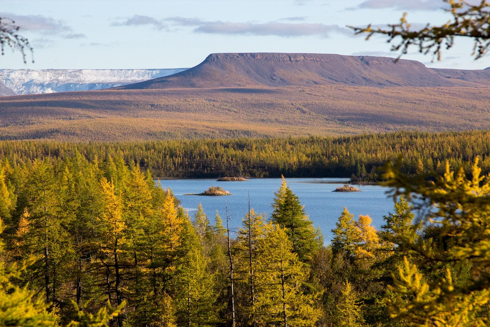 озеро Кочокту-Дяпка