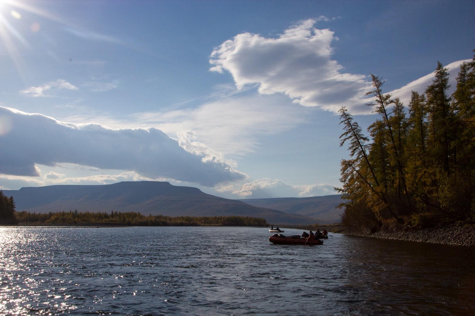 река Аякли
