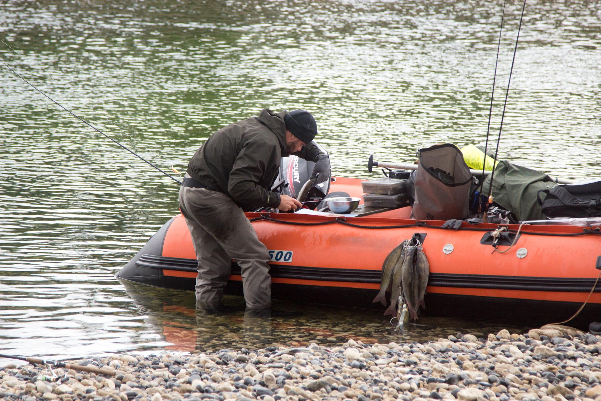 рыбалка на реке Маймеча