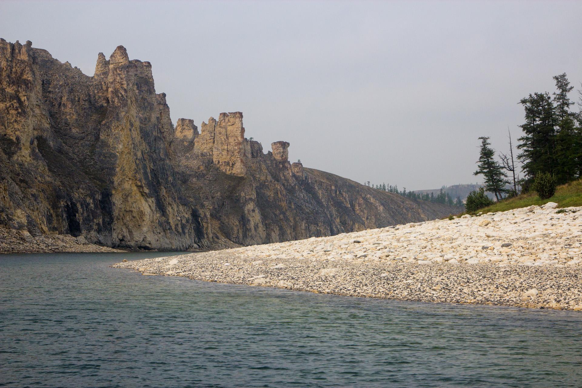 Пейзажи реки Маймеча