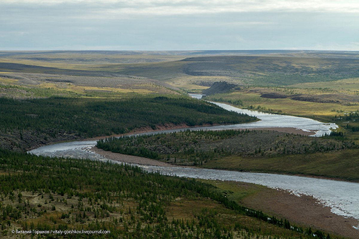 Река Налим-Рассоха