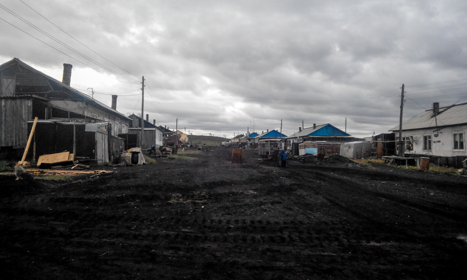 поселок Сопочный