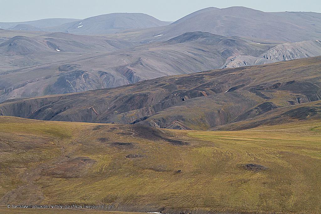 бырранга горы фото