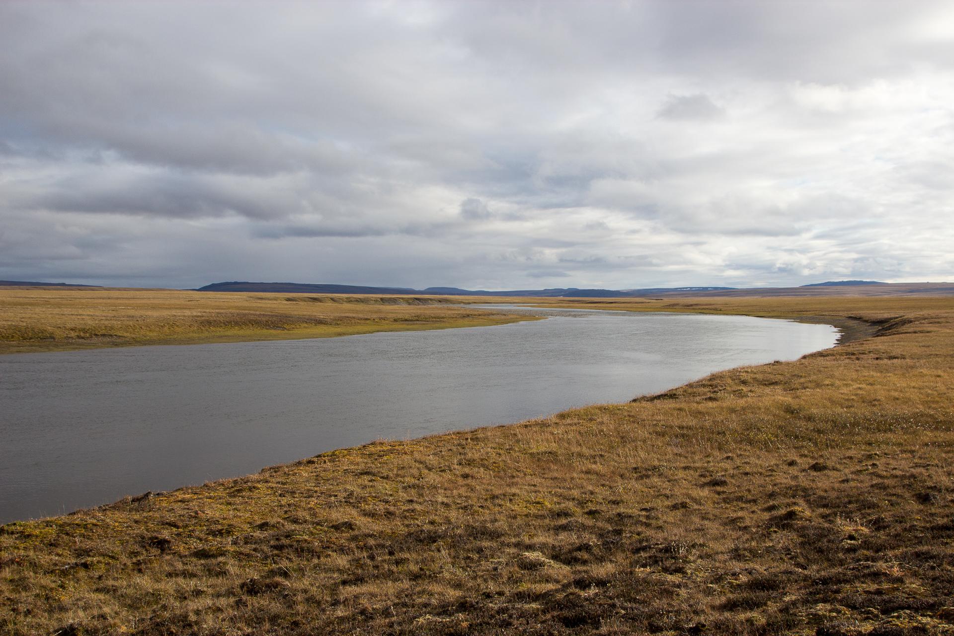 река Вента