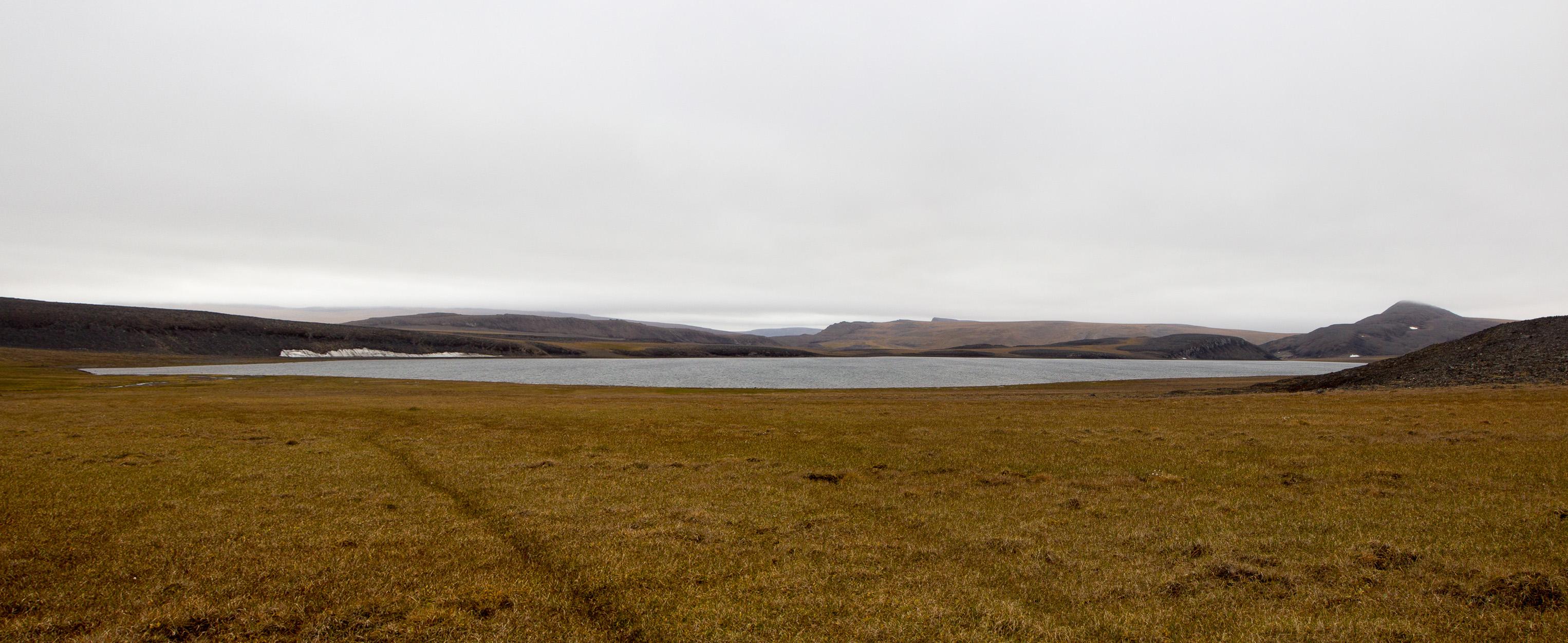 Озеро Россыпей